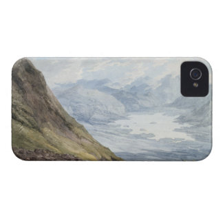 View from Skiddaw over Derwentwater (w/c over penc Case-Mate iPhone 4 Cases