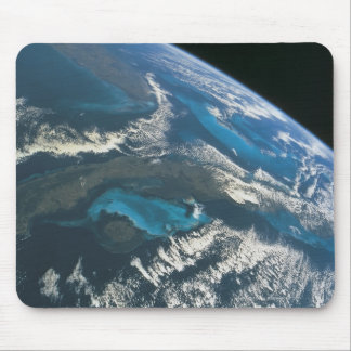 View from Space 4 Mouse Pad