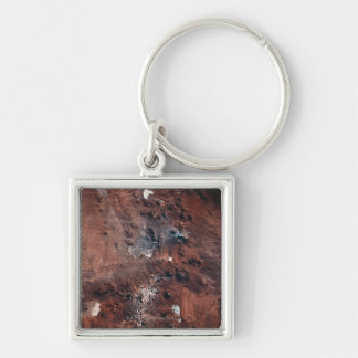 View from Space Key Chain