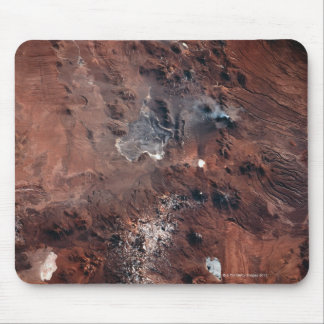 View from Space Mousepad