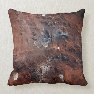 View from Space Pillows