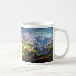 View from Stalheim by Johan Christian Dahl (1842) Coffee Mug
