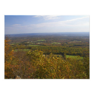 View from Sunrise Mountain – Scenic NJ Photo Print