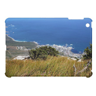 View from Table Mountain across to Camp's Bay iPad Mini Covers