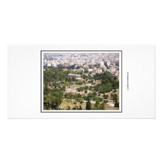 View from the Acropolis Photo Cards