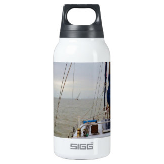 View From The Aft Deck Insulated Water Bottle