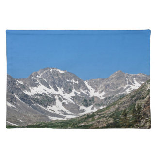 View from the Blue Lakes-Monte Cristo Gulch Trail Placemat