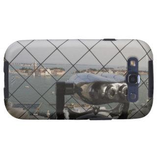 View from the Campanile, San Giorgio Maggiore, Galaxy S3 Cases