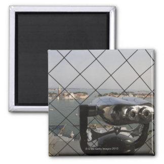 View from the Campanile, San Giorgio Maggiore, Refrigerator Magnets