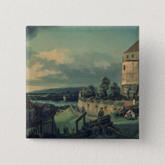 View from the Castle , 1753-55 Button