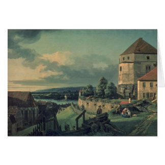 View from the Castle , 1753-55 Greeting Cards
