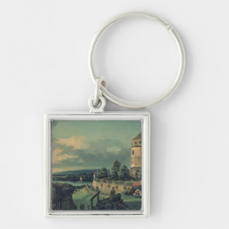 View from the Castle , 1753-55 Keychain