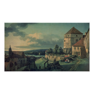 View from the Castle , 1753-55 Posters