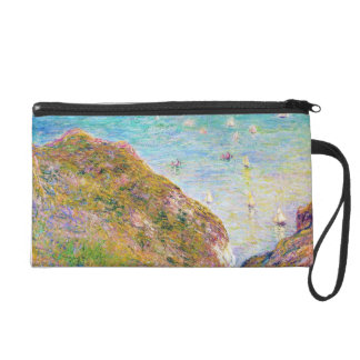 View from the Cliff at Pourville, Bright Weather Wristlet