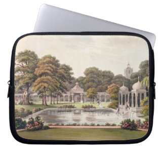 View from the dome, Brighton Pavilion, engraved by Computer Sleeve