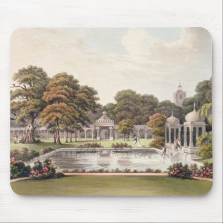 View from the dome, Brighton Pavilion, engraved by Mouse Pad