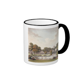 View from the dome, Brighton Pavilion, engraved by Coffee Mugs
