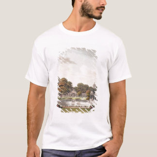 View from the dome, Brighton Pavilion, engraved by T-Shirt