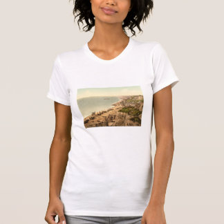 View from the East Cliff, Hastings, Sussex T-Shirt