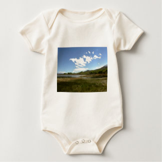 View From the Edge of the Lake Baby Bodysuit
