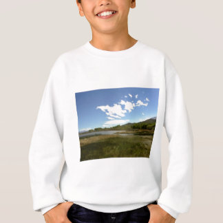 View From the Edge of the Lake Sweatshirt