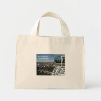 View From the Eye Tote Bags