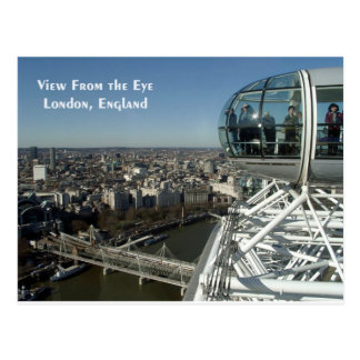 View From the Eye Postcard