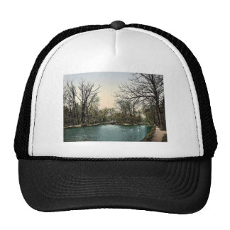 View from the fifth lock, Bromberg, Silesia, Germa Trucker Hat