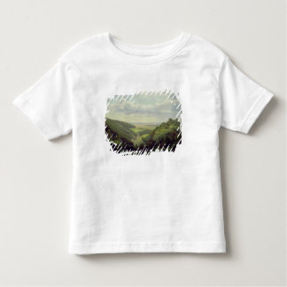 View from the Heilenberg Castle at Jugenheim Toddler T-shirt