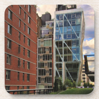 View From the High Line Park: HL23 Drink Coasters