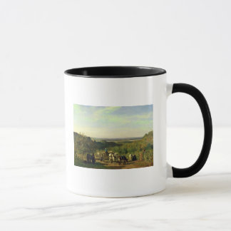 View from the Hilltops of Suresnes Mug