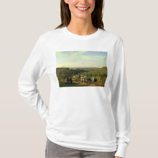 View from the Hilltops of Suresnes T-Shirt