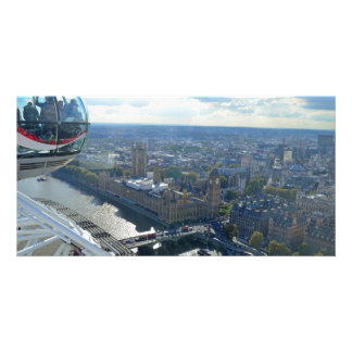 View from the London Eye Card