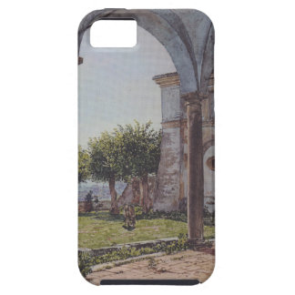 View from the Monastery of Sant 'Onofrio in Rome iPhone SE/5/5s Case