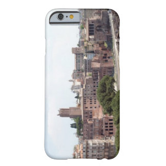 View from the monumat 'Rome, Foro di Traiano'. Barely There iPhone 6 Case