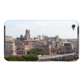 View from the monumat 'Rome, Foro di Traiano'. iPod Touch Cases