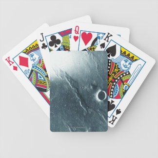 View from the Moon Bicycle Playing Cards