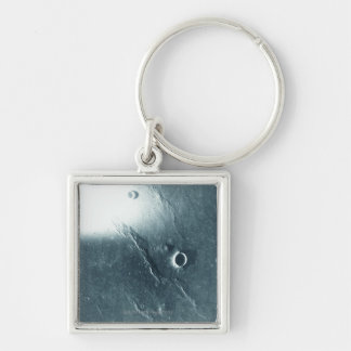 View from the Moon Keychains