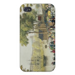 View from the North Bank of the Serpentine, 1851 iPhone 4/4S Cases
