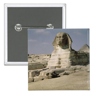 View from the north east of the Sphinx Pinback Button
