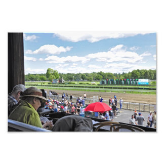 View from the Owner's Box Photo Print