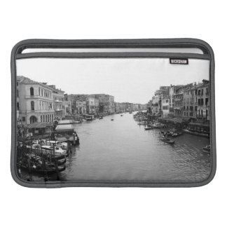 View from the Rialto Bridge in Venice MacBook Sleeve