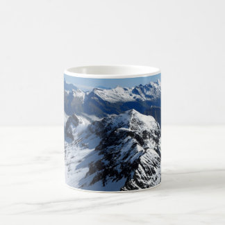 View from the Schilthorn mountain Coffee Mug