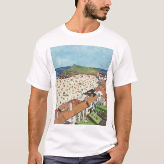 View from the Tate Gallery St. Ives T-Shirt