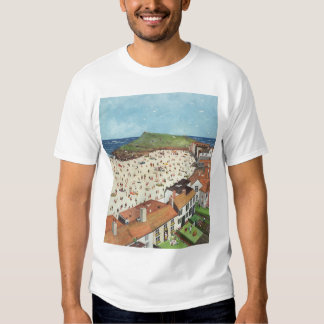 View from the Tate Gallery St. Ives Tee Shirt