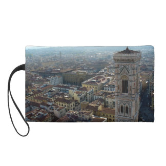 View From the Top of the Dome,  Bag Choice Wristlet Clutches
