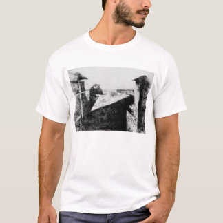 View from the Window at Le Gras, first photograph T-Shirt