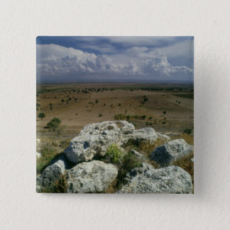 View from Troy of the surrounding landscape Button
