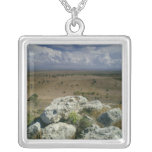 View from Troy of the surrounding landscape Pendant