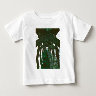 View From Under The Pier Baby T-Shirt